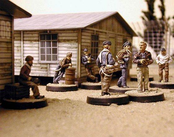 Ww2 The Great Escape Ebob Miniatures